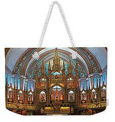 The Basilica Weekender Tote Bag