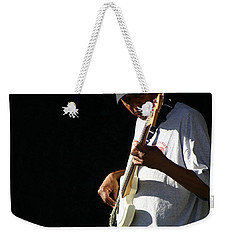 The Bassman Weekender Tote Bag by Joe Kozlowski