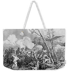 The Battle Of Bull Run Weekender Tote Bag