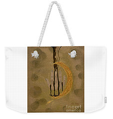 The Battle Of Religons And Wars 4 Liquid Gold Weekender Tote Bag by Talisa Hartley