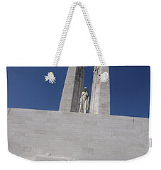 The Battle Of Vimy Ridge Memorial Weekender Tote Bag