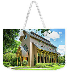 The Baughman Center Weekender Tote Bag by Louis Ferreira