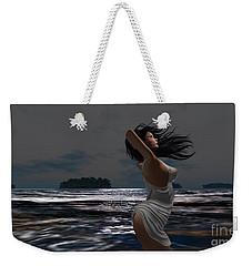The Beach 2 Weekender Tote Bag
