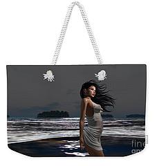 The Beach 3 Weekender Tote Bag