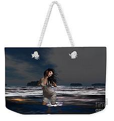 The Beach 5 Weekender Tote Bag