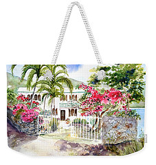 The Beach House Weekender Tote Bag