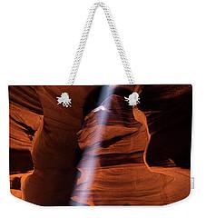 The Beam Of Light Weekender Tote Bag