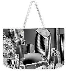 The Bean - 2 Weekender Tote Bag by Ely Arsha