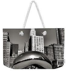 The Bean - 3 Weekender Tote Bag by Ely Arsha