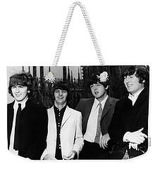 The Beatles, 1960s Weekender Tote Bag by Granger