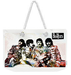 The Beatles--sargent Peppers Lonely Hearts Club Band Weekender Tote Bag