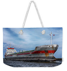 Weekender Tote Bag featuring the photograph The Beatrix by Susan Rissi Tregoning