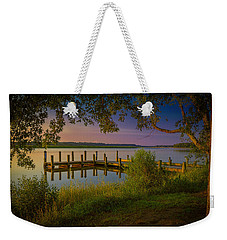 The Beautiful Patuxent Weekender Tote Bag