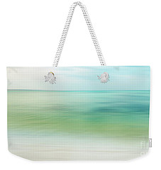 The Beautiful Sea Weekender Tote Bag