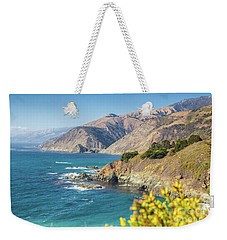 The Beauty Of Big Sur Weekender Tote Bag by JR Photography