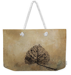 The Beauty Of Decay Weekender Tote Bag