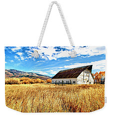 The Beauty Of Fall In Colorado Weekender Tote Bag