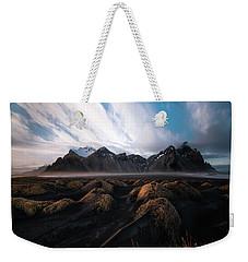 the Beauty of Iceland Weekender Tote Bag