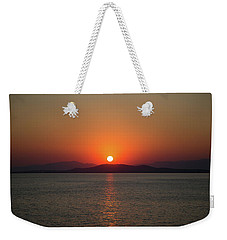 The Beauty Of Sunset Weekender Tote Bag