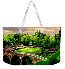 The Beauty Of The Masters 3 Weekender Tote Bag