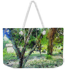 The Beauty Of Trees Weekender Tote Bag