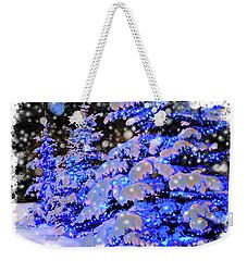 The Beauty Of Winter II - Christmas Card 2016 - 7 Weekender Tote Bag by Al Bourassa