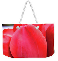 The Tulip Beauty Weekender Tote Bag