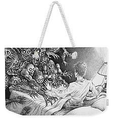 The Bedside Lamp Weekender Tote Bag