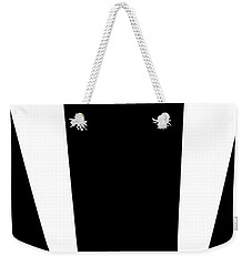 The Beginning Weekender Tote Bag