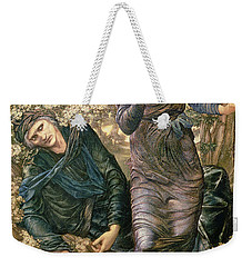 The Beguiling Of Merlin Weekender Tote Bag