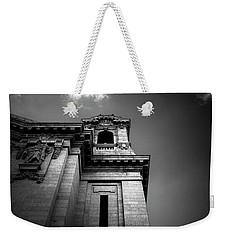 The Beholder Weekender Tote Bag