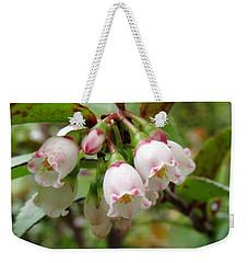 The Belles Ringing In Spring Weekender Tote Bag by I'ina Van Lawick