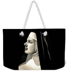 The Bell's Of St. Mary's  Weekender Tote Bag by Fred Larucci