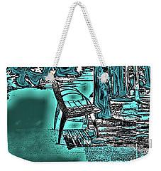 The Bench Weekender Tote Bag