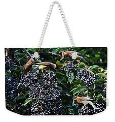 The Berry Bar Weekender Tote Bag