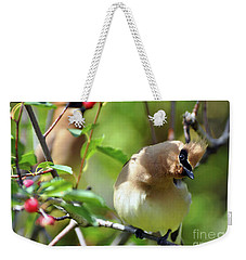 The Berry Pickers Weekender Tote Bag