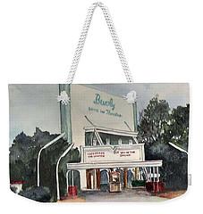 The Beverly Drive Inn Weekender Tote Bag