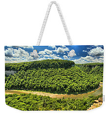 The Big Bend Weekender Tote Bag