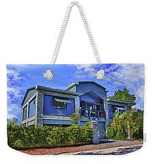 The Big House Weekender Tote Bag