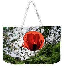 The Big Red 02 Weekender Tote Bag