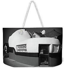 The Big Shoe Weekender Tote Bag