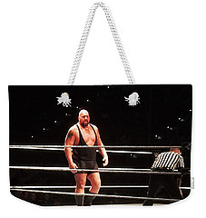 The Big Show Weekender Tote Bag