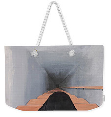 The Big Stairs Go Down Forever Weekender Tote Bag
