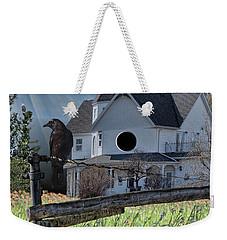 The Bird House  Weekender Tote Bag