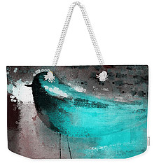The Bird - J052143191gr Weekender Tote Bag
