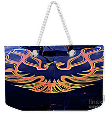 The Bird - Pontiac Trans Am Weekender Tote Bag