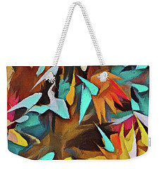 The Birds And The Bees Weekender Tote Bag