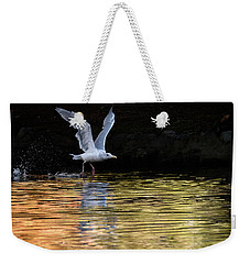 The Birds Of Autumn No. 1 Weekender Tote Bag