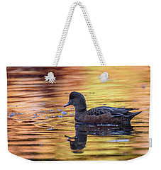 The Birds Of Autumn No. 4 Weekender Tote Bag