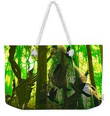 The Birdwoman Weekender Tote Bag
